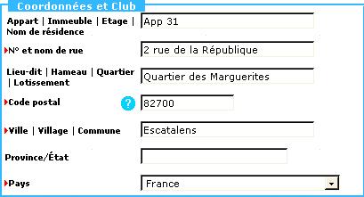 Caf Des Yvelines Adresse Pour Adresse Un Courrier
