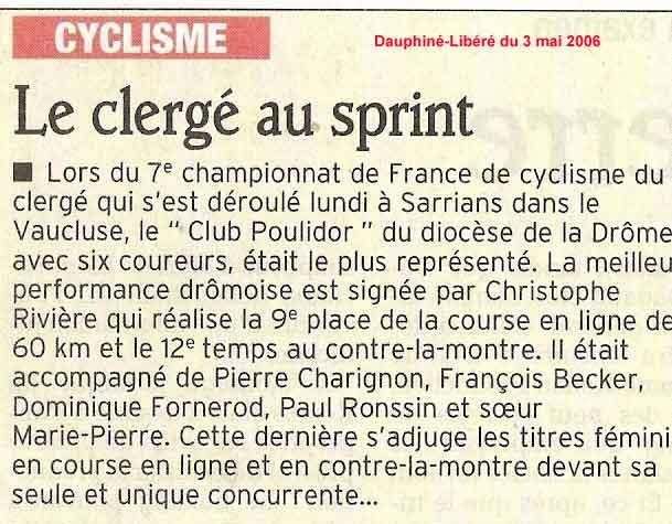 le_clerge_au_sprint
