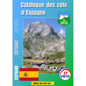 Catalogue of the cols of Spain