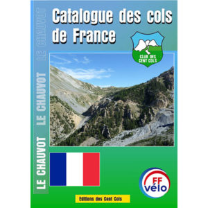 Catalogue of the cols of France «le Chauvot»