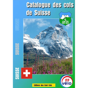 Catalogue of the cols of Switzerland