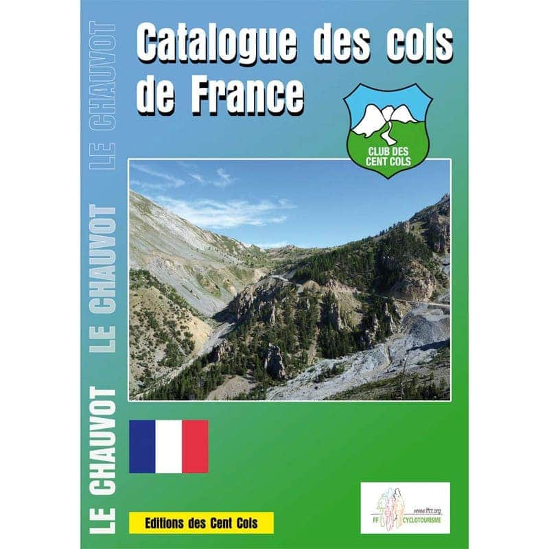 "Catalogue des cols de France ""le Chauvot"""