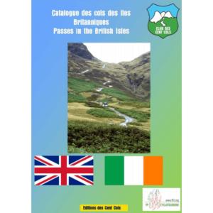 Catalogue des Cols des Iles Britanniques