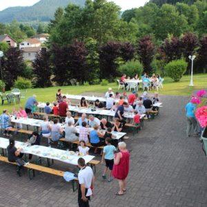 La Bolle barbecue (photo La Bolle)