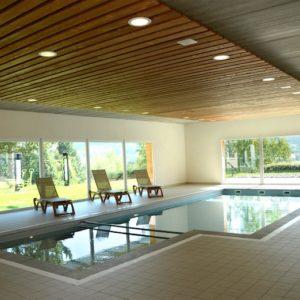 La Bolle piscine intérieure (photo La Bolle)