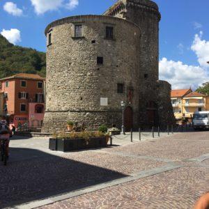 V5 Portes de l'Emilie Romagne, Varese Ligure (© Gérard Birelli)