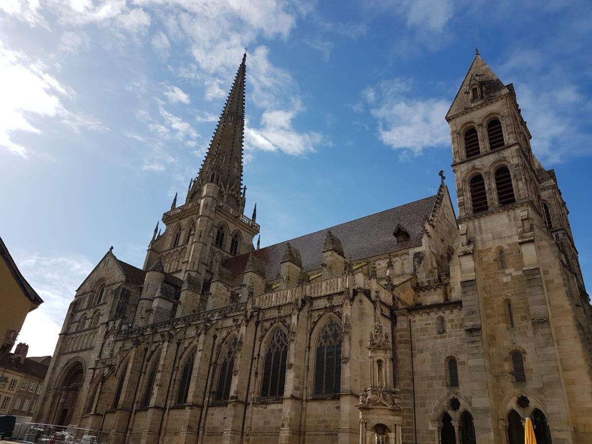 cathédrale d'Autun (photo JC Durand)