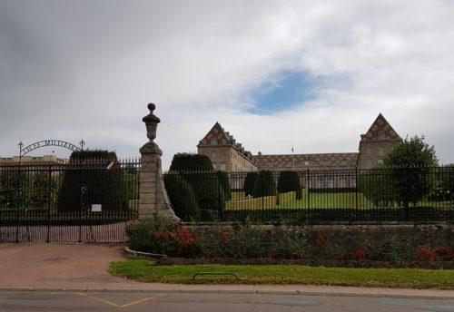 Lycée militaire d'Autun (© JC Durand)