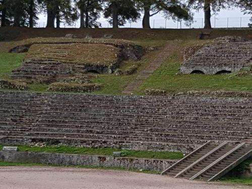 théâtre romain (© JC Durand)