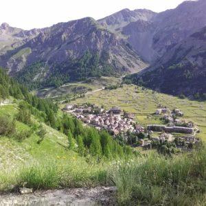 V1 - village de Bersezio © Robert Yonnet